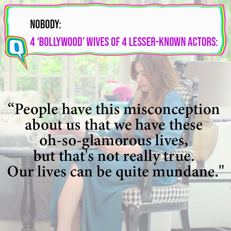 """The only real """"Bollywood wife"""" we see in the trailer is Gauri Khan, who makes a cameo because KJo."""