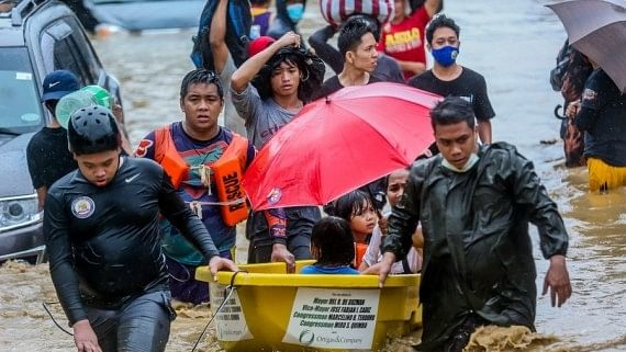 The toll is likely to rise as rescuers continue to search for the missing, the Philippine National Police (PNP) added.