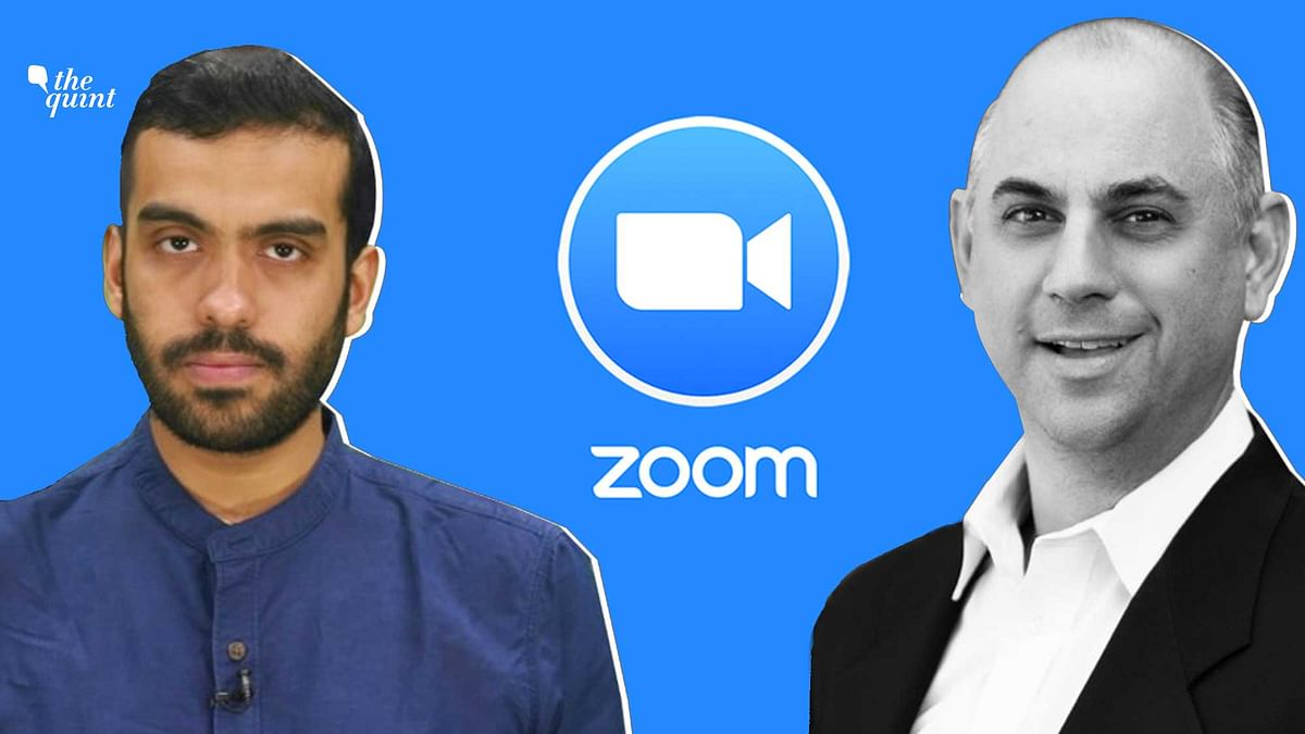 Zoom's COVID Journey & Its Vision to Let Users Shake Hands One Day