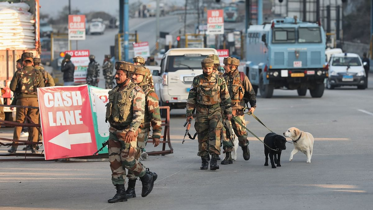 4 Suspected JeM Terrorists Killed in J&K, May Have Had 'Big Plan'