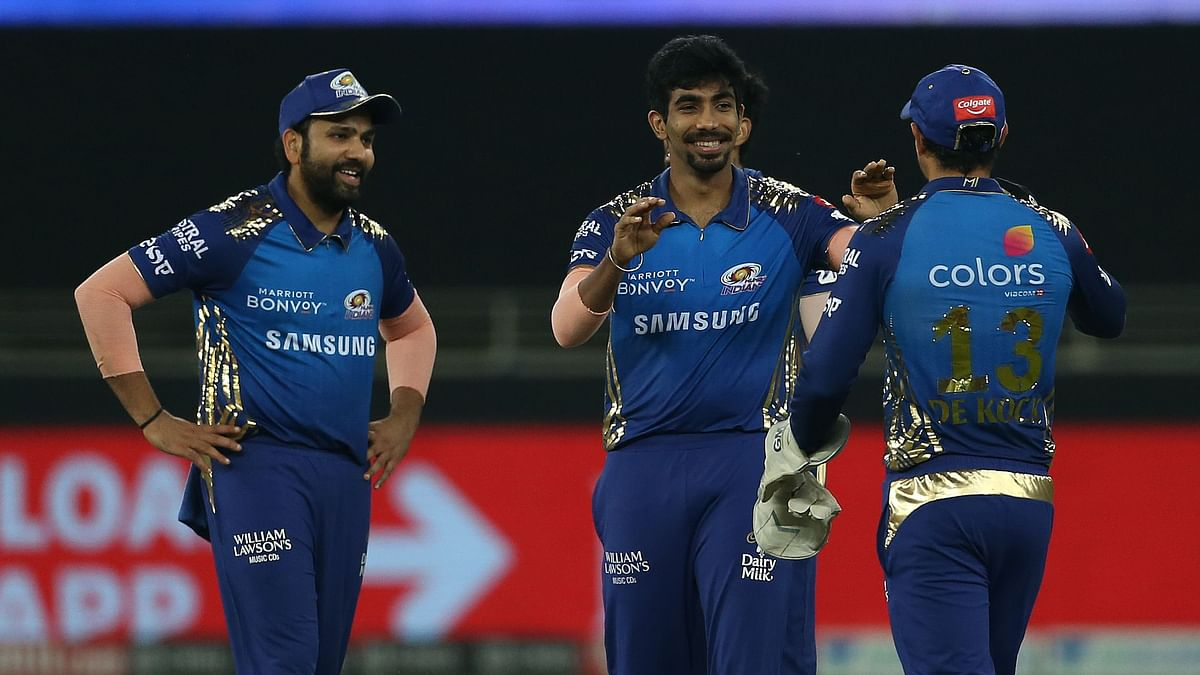 Jasprit Bumrah's heroics helped MI win by 57 runs against DC in Qualifier 1.