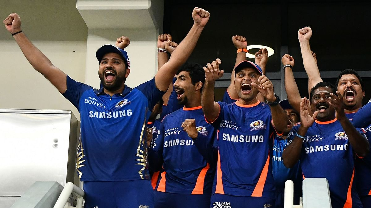 Mumbai Indians won their 5th IPL title by beating the Delhi Capitals in the Final