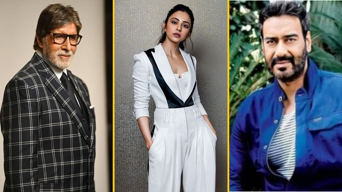 Rakul Preet Singh has been cast alongside Ajay Devgn and Amitabh Bachchan in Mayday.