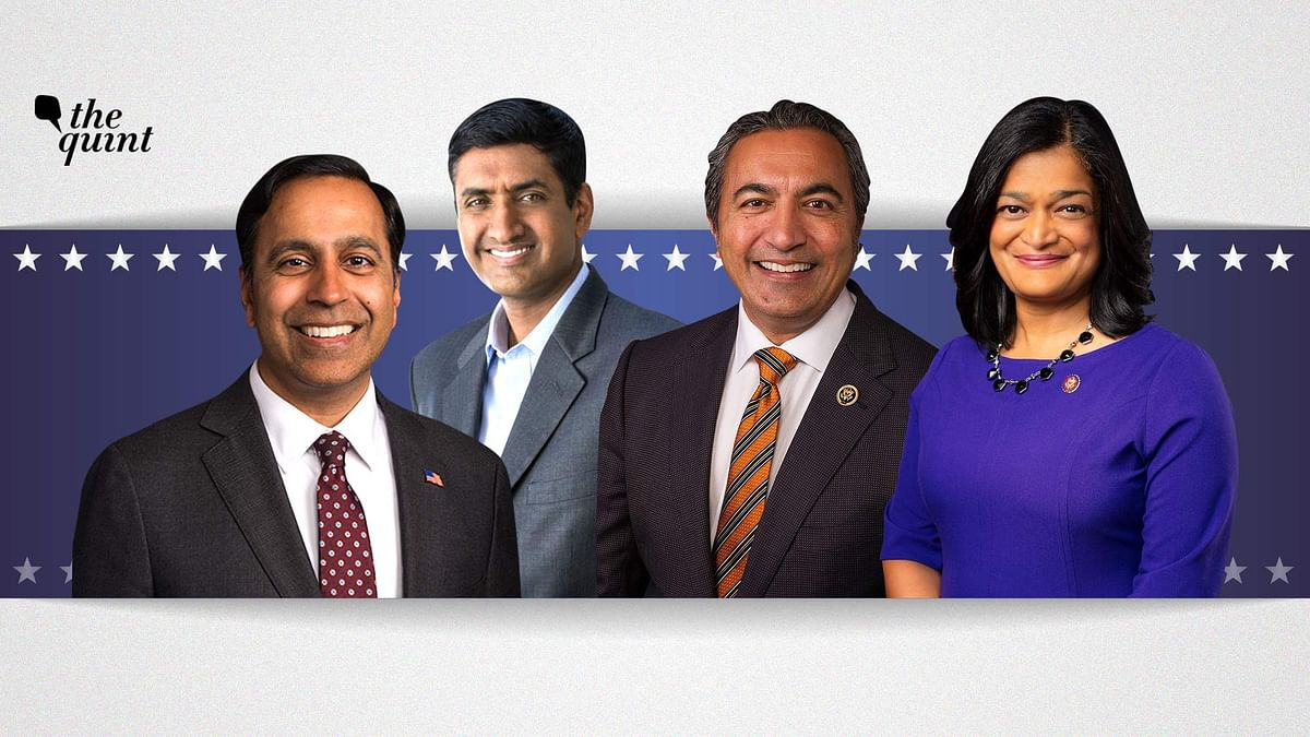 5 Indian-Origin Democrats Elected to House of Representatives