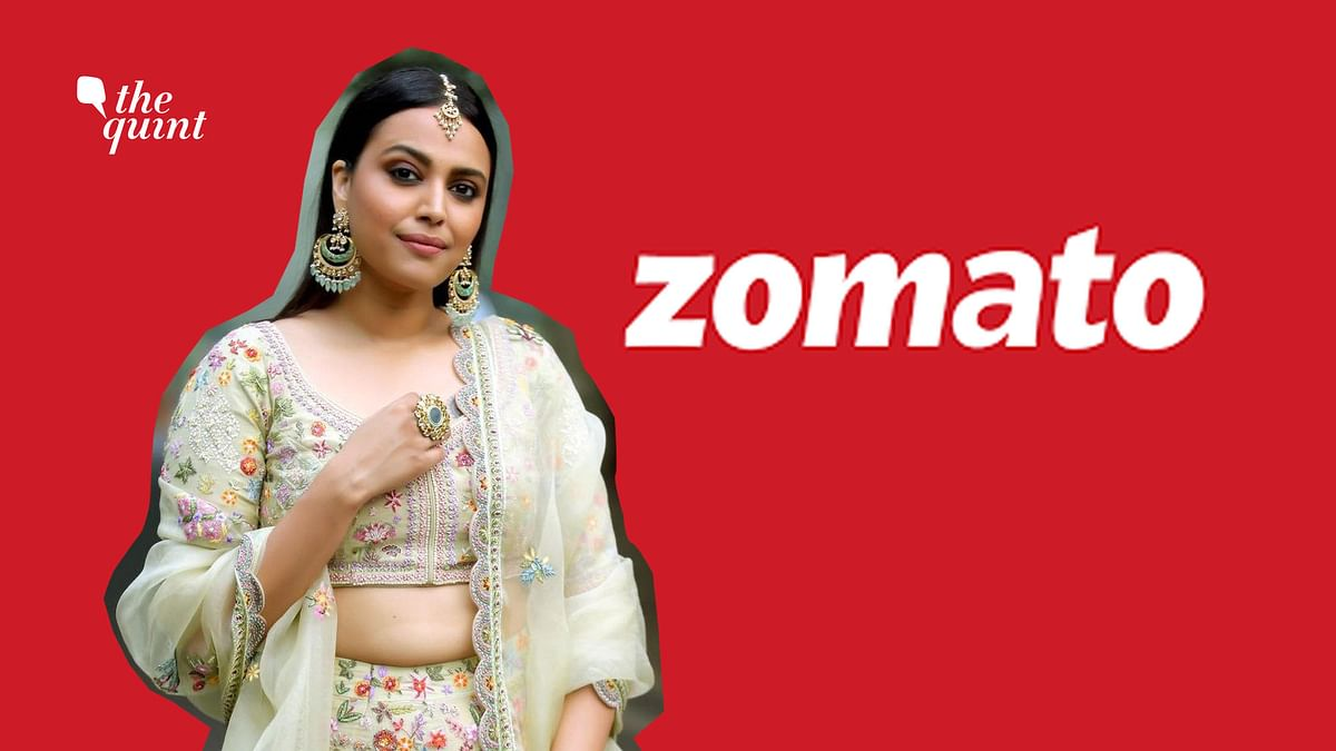 Swara Bhasker Asks Zomato To Pull Down Ads from Republic Bharat