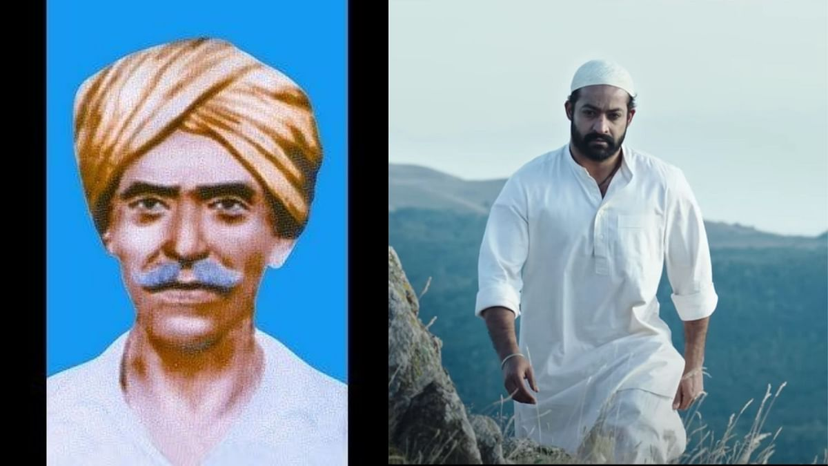 The portrayal of Komaram Bheem has become controversial after the release of <i>RRR's </i>teaser.