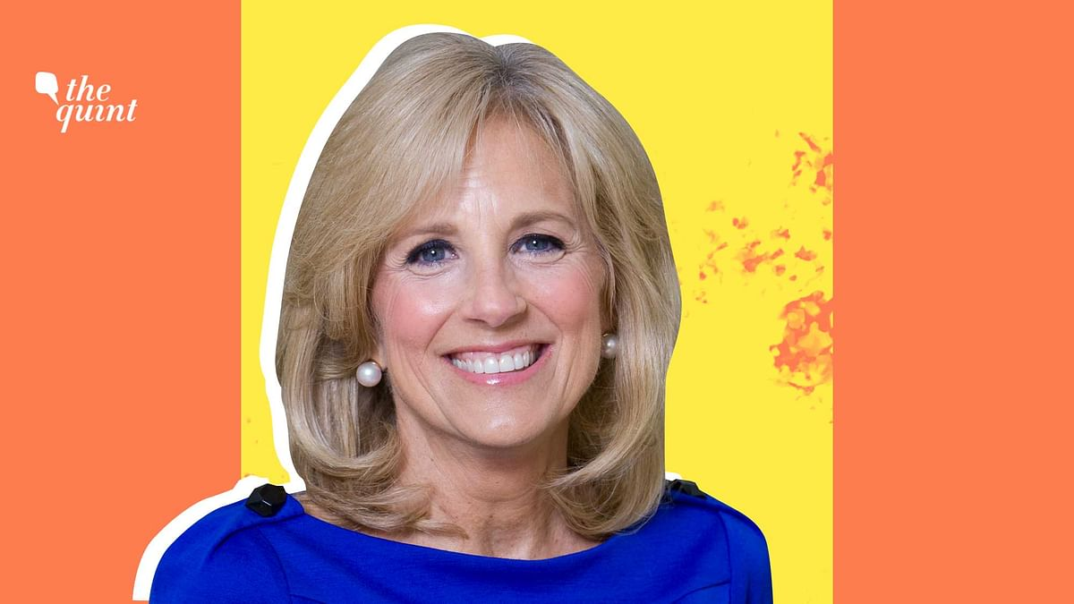 Professor Jill Biden – The First FLOTUS to 'Have It All'