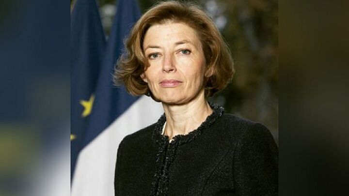 File image of French Defense Minister Florence Parly.