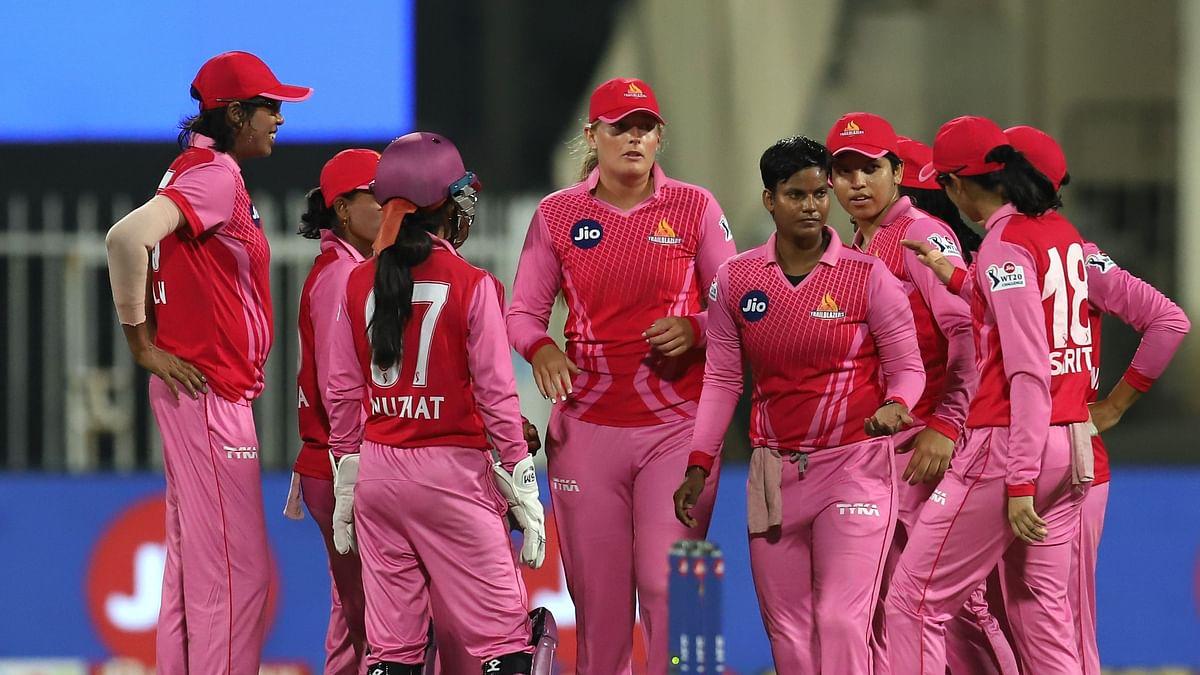 Trailblazers Beat Supernovas to Clinch Women's T20 Challenge