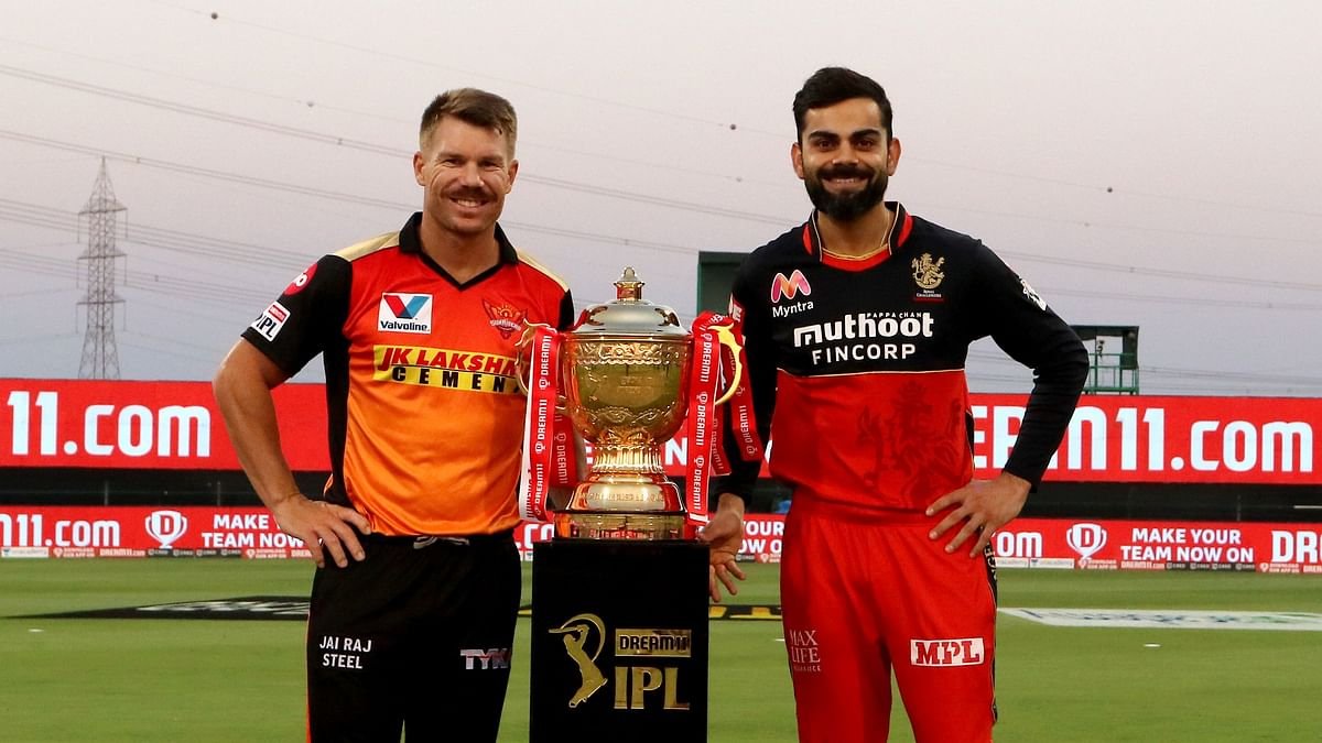 David Warner has won the toss and elected to bowl first against RCB in the IPL playoffs' first knockout match.