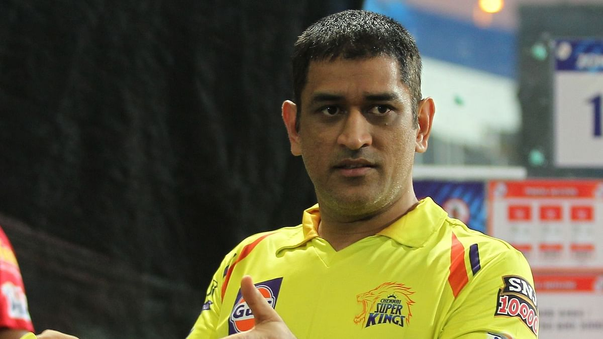 MS Dhoni scored only 200 runs in this season of the IPL, his lowest aggregate in a season with an average of just 25.