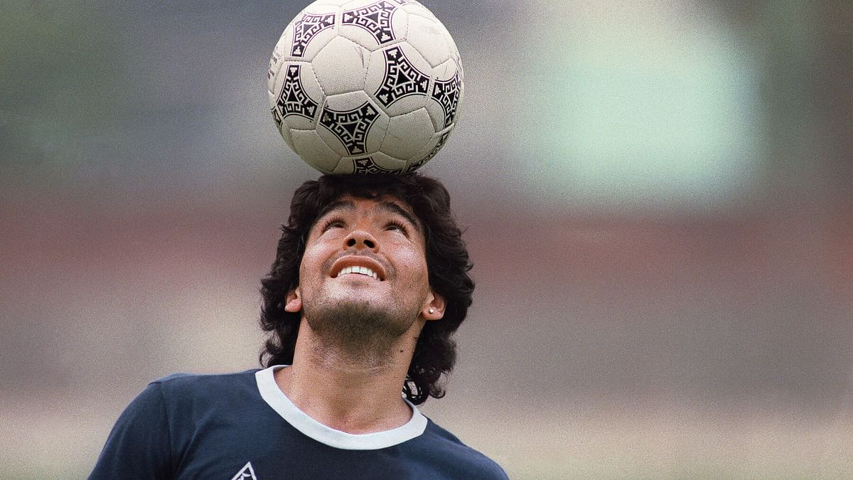Diego Maradona passed away at the age of 60.