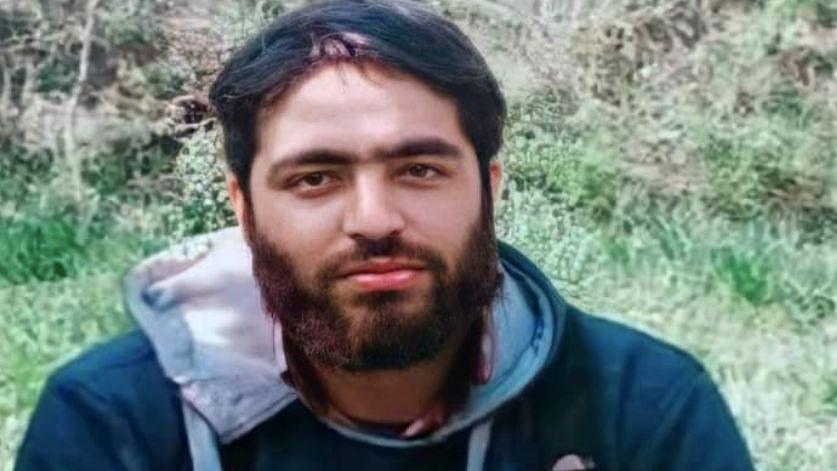 File photo of Hizbul Mujahideen chief commander Saifullah Mir or Dr Saifullah.