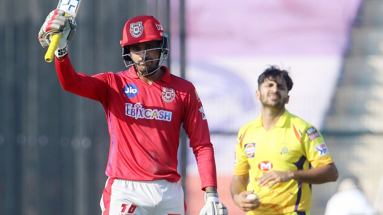 Deepak Hooda's 62 Salvages KXIP's Innings as They Post 153/6 v CSK