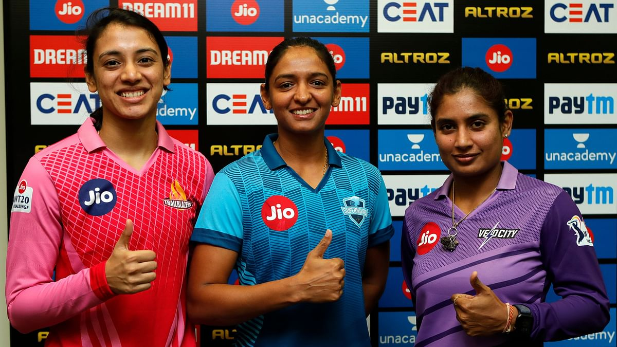 Smriti Mandhana, Harmanpreet Kaur and Mithali Raj were the 3 captains leading the sides in the 2020 Women's T20 Challenge.