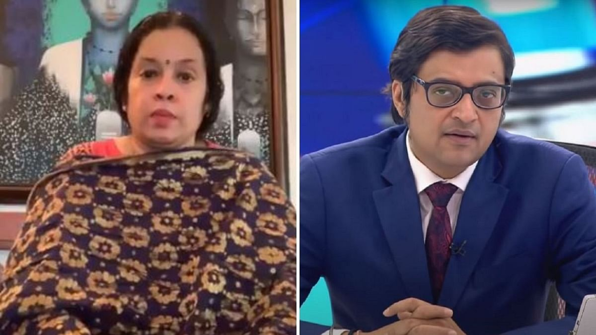 Arnab Arrested: Late Anvay Naik's Wife Thanks Maharashtra Police