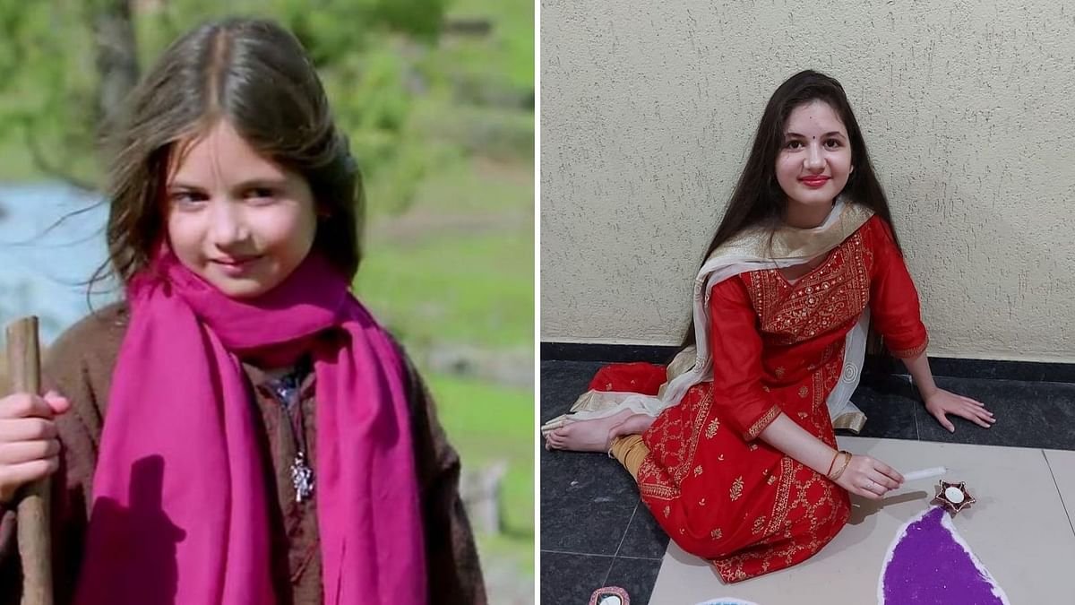 Bajrangi Bhaijaan Actor Harshaali Malhotra