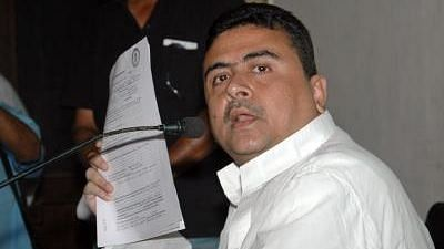 Trinamool Congress leader and West Bengal Transport Minister Suvendu Adhikari.