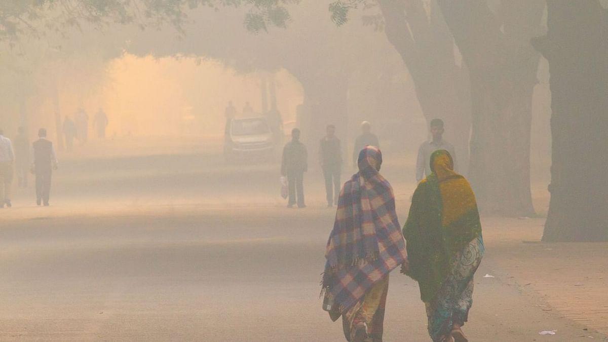 Smoky Haze Shrouds Delhi-NCR, Air Quality Turns 'Very Poor'