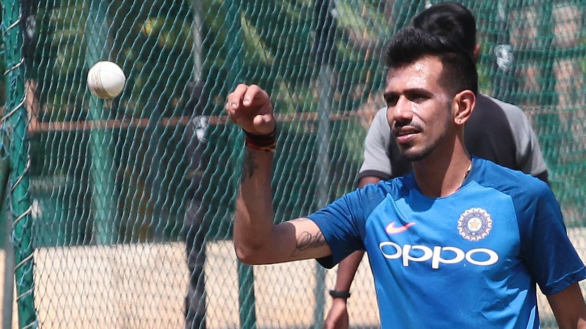 Tried to Bowl the Way Adam Zampa Does: Yuzvendra Chahal