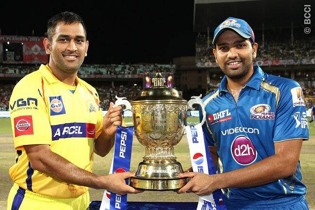 Chennai Super Kings lost to Mumbai Indians in the 2013 IPL Final.