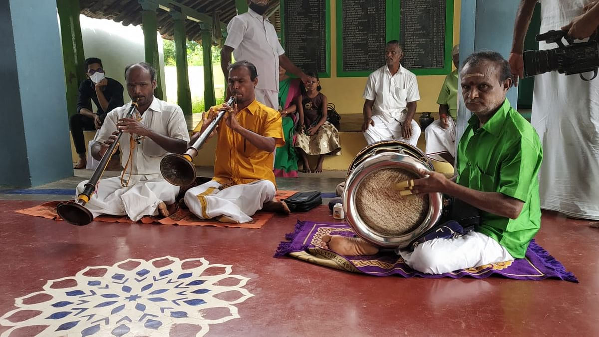 The local temple offered special prayers and planned a full day of celebrations.