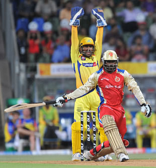 Royal Challengers Bangalore lost to Chennai Super Kings in the 2011 IPL final.