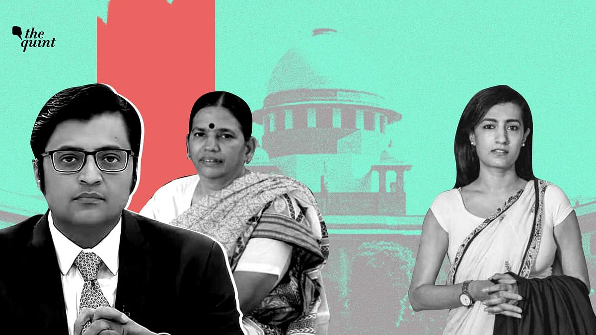 SC Protects Arnab's Personal Liberty, Why Not Sudha Bharadwaj's?