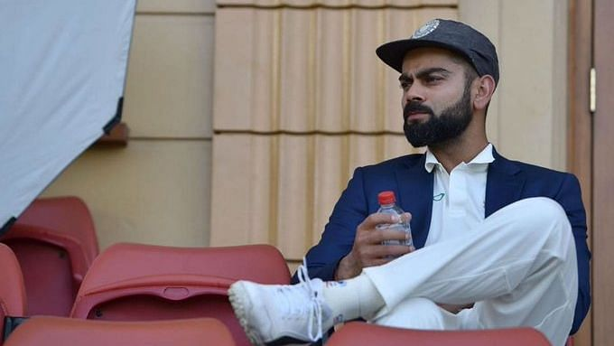 Virat Kohli's absence set to have big impact on the Australian broadcaster of the Test series.