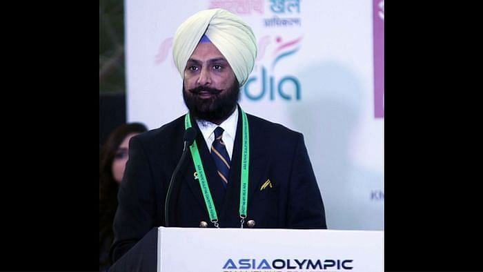 Punjab CM Amarinder Singh's Son Appears Before ED in FEMA Case