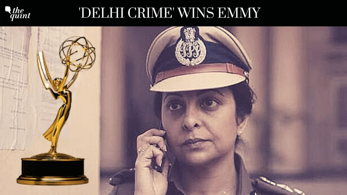 Netflix's 'Delhi Crime' on Monday, 23 November bagged the International Emmy for Best Drama Series in 2020. The show is based on the 2012 Nirbhaya gangrape case of Delhi that had sent shockwaves across the nation.