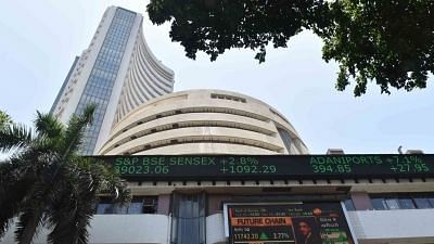 New COVID Strain Scare: Sensex Dips Over 1,400 Points