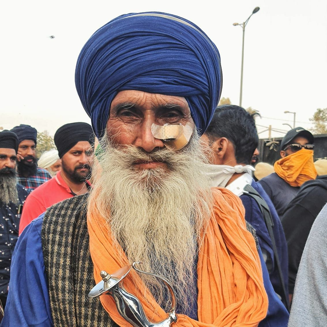 70-Yr-Old to BCom Student, Meet the People Behind Farmers' Protest