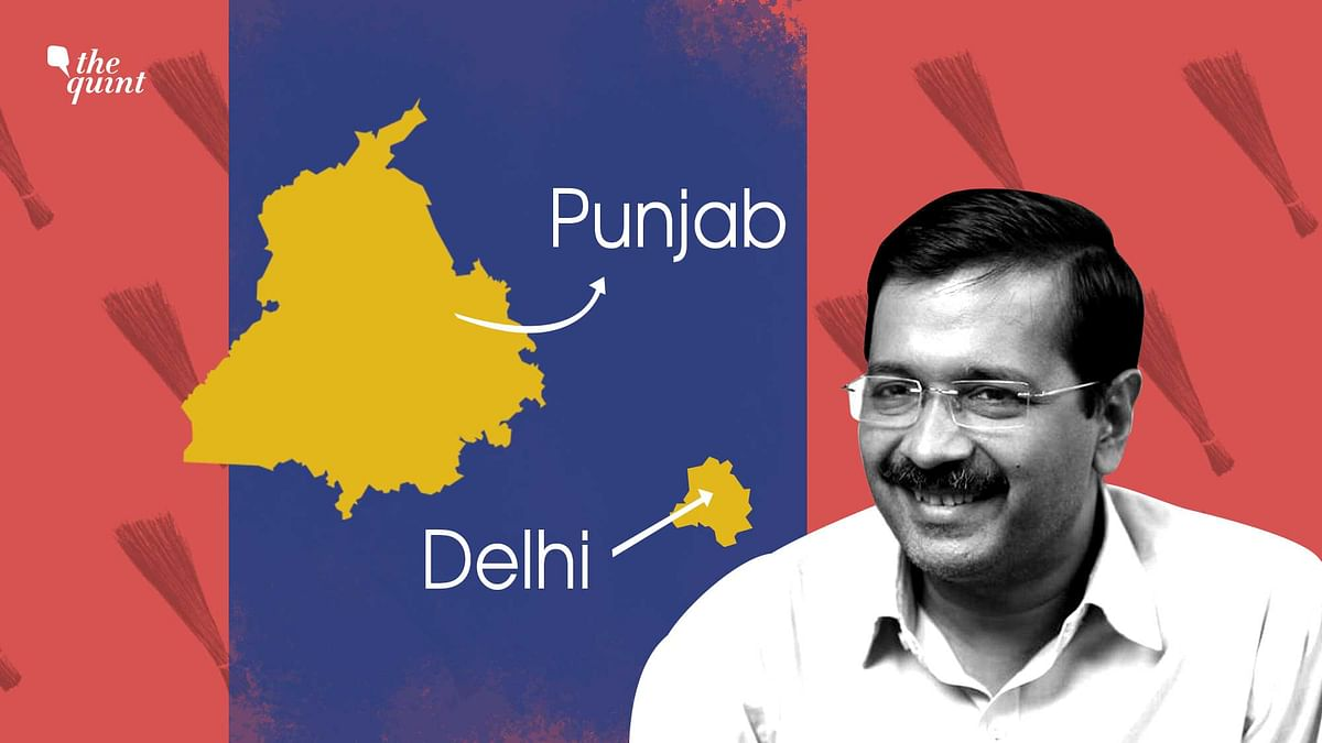 With 2022 Punjab & MCD Polls in Mind, AAP Turns  Combative Again