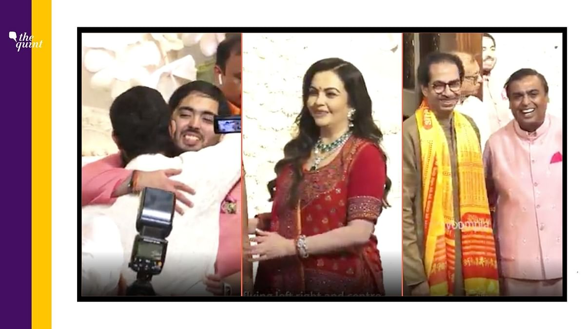 Ambanis Celebrating Grandson's Birth Amid COVID? No, Video Is Old