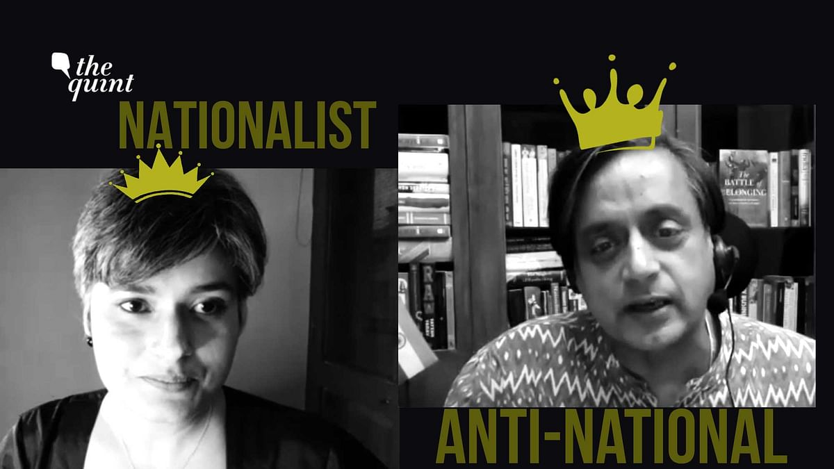 Is Congress MP Shashi Tharoor 'Anti-National'? Let's Find Out