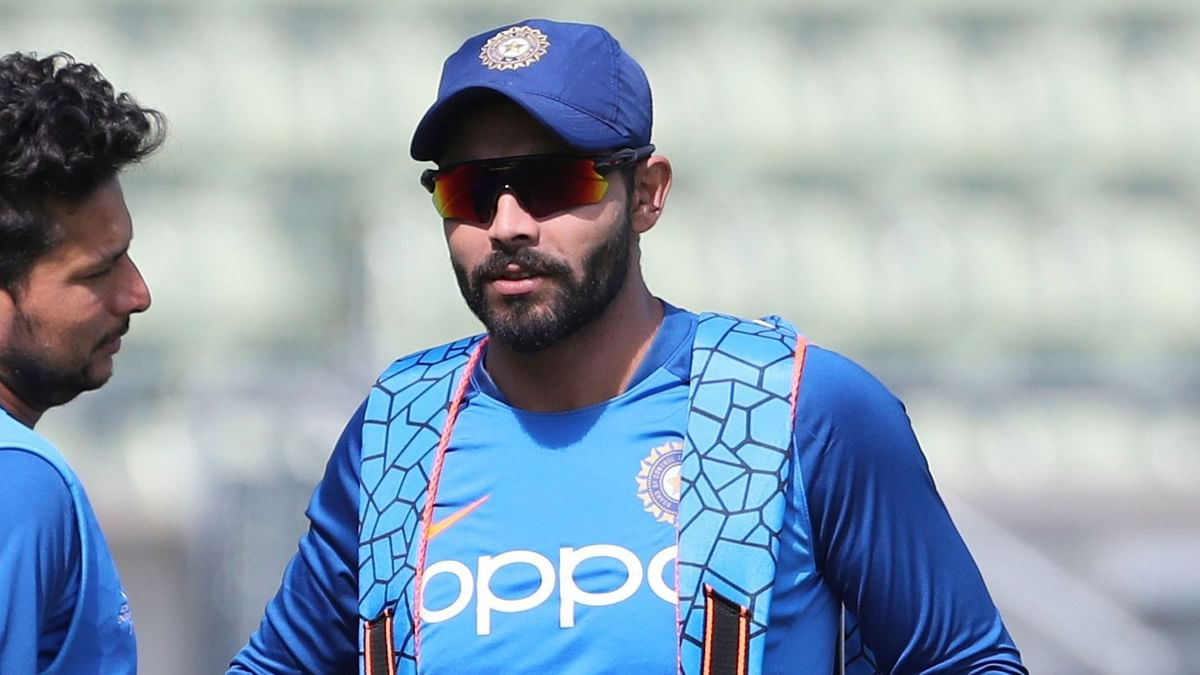 Ravindra Jadeja Ruled Out of T20I Series, Thakur Named Replacement