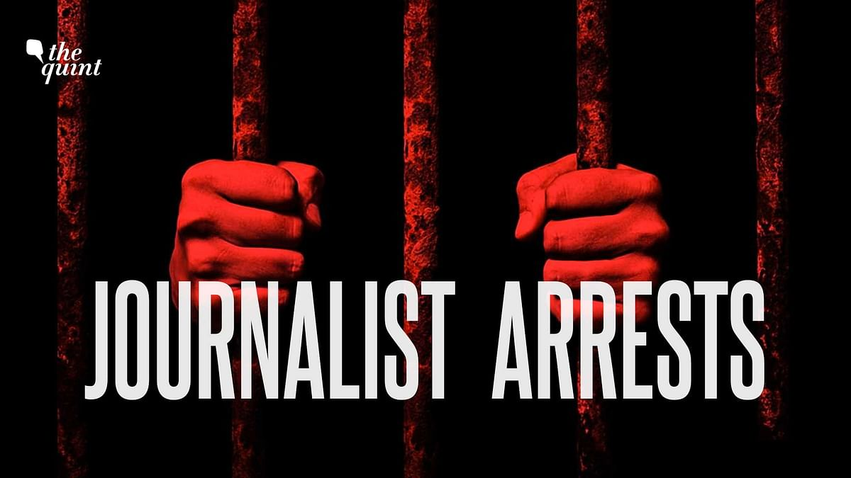 Record High Journalist Arrests in 2020, 274 Imprisoned Globally