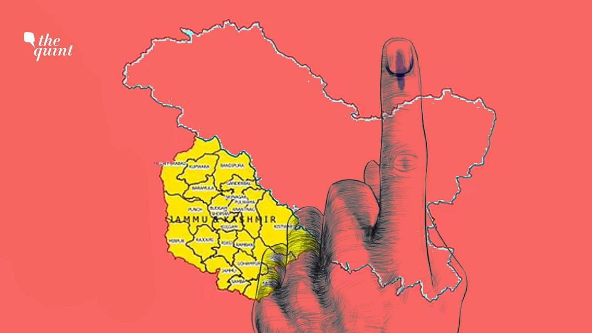 Could a 1977-like Polling Wave Upend Delhi's Jammu and Kashmir Plans?