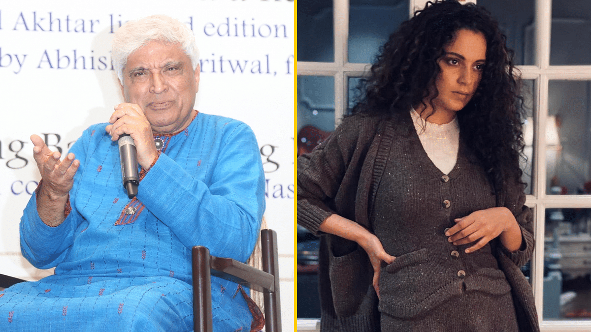 Police Probe Ordered in Javed Akhtar, Kangana Defamation Case