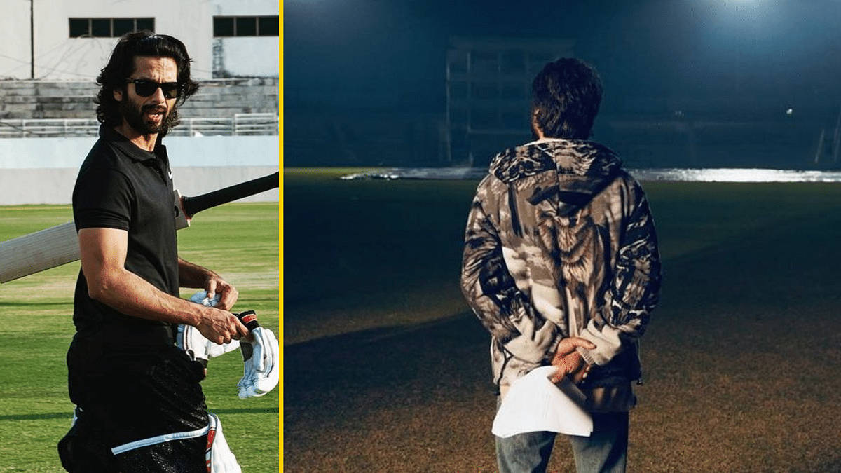 Nothing Short of a Miracle: Shahid Kapoor Wraps 'Jersey' Shoot