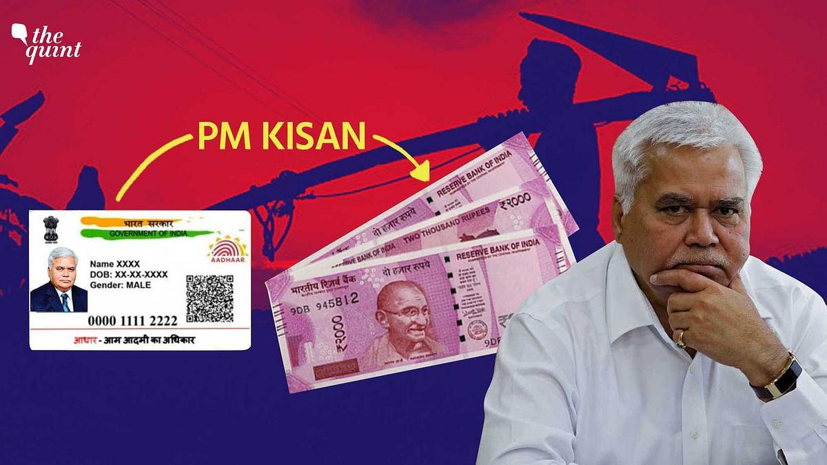 Ex-TRAI & UIDAI Chief RS Sharma Finds PM KISAN Cash in His Account