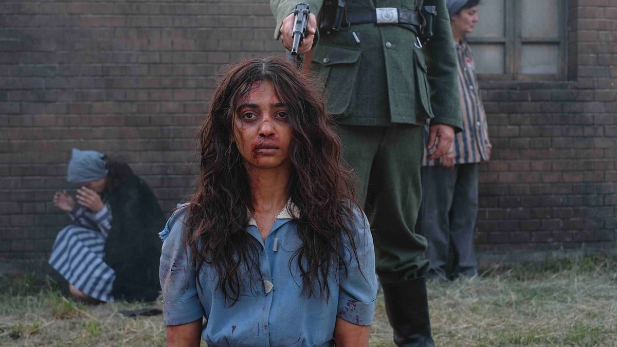 Radhika Apte On Playing Agent Noor Inayat Khan in 'A Call to Spy'