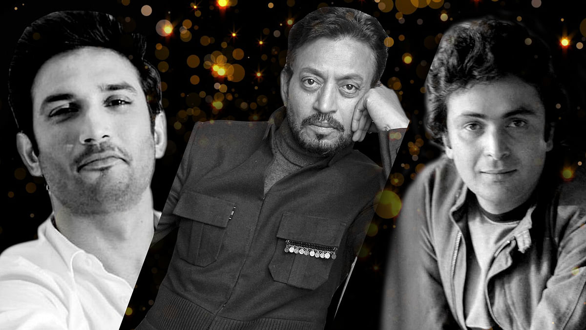 Irrfan Khan To SSR: Remembering the Stars We Lost in 2020