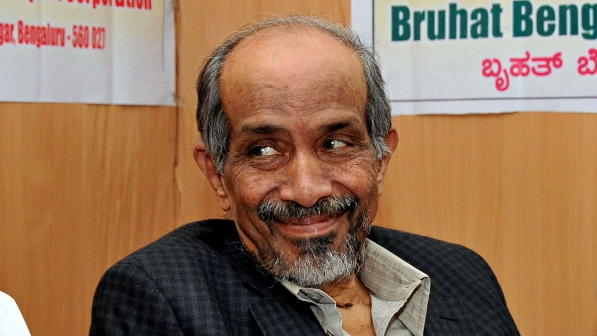 Narasimha was awarded the Padma Vibhushan in 2013 for his immense contribution to science and technology.