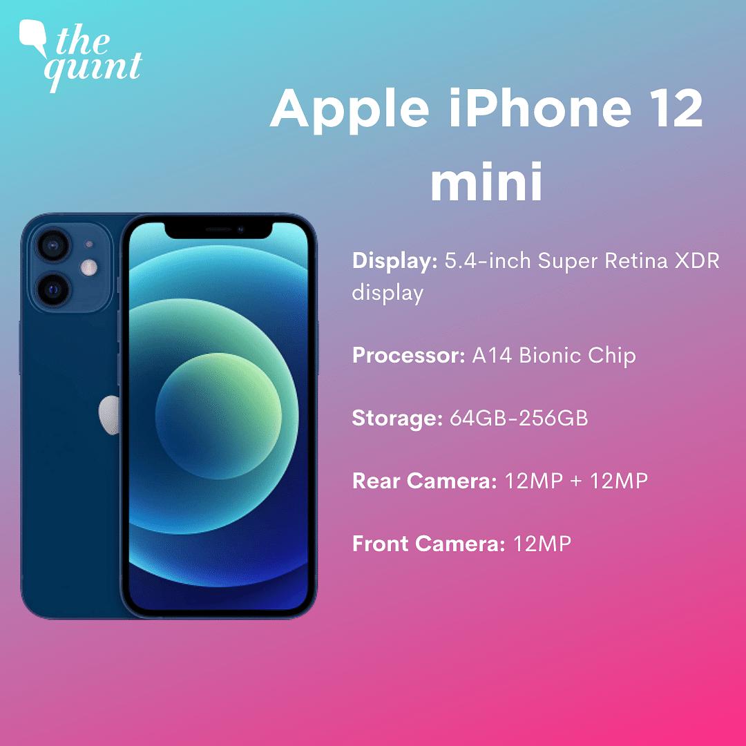 Best Design Phone: Apple iPhone 12 mini