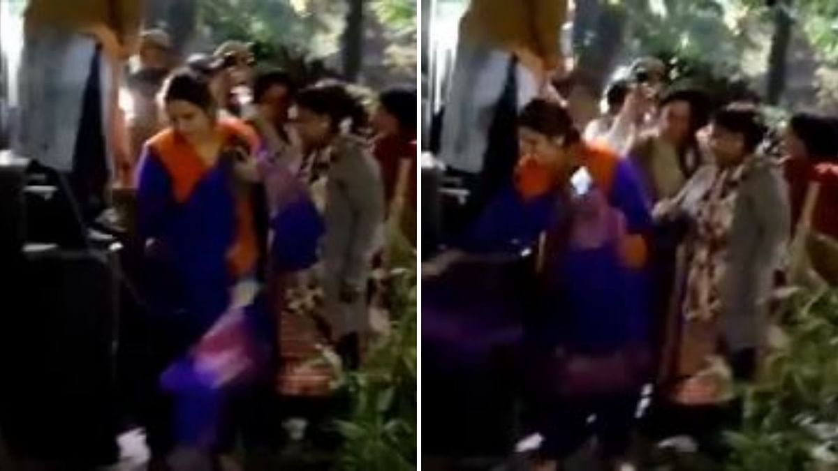 AAP Accuses BJP Members of Breaking CCTV Camera at Kejriwal's Home
