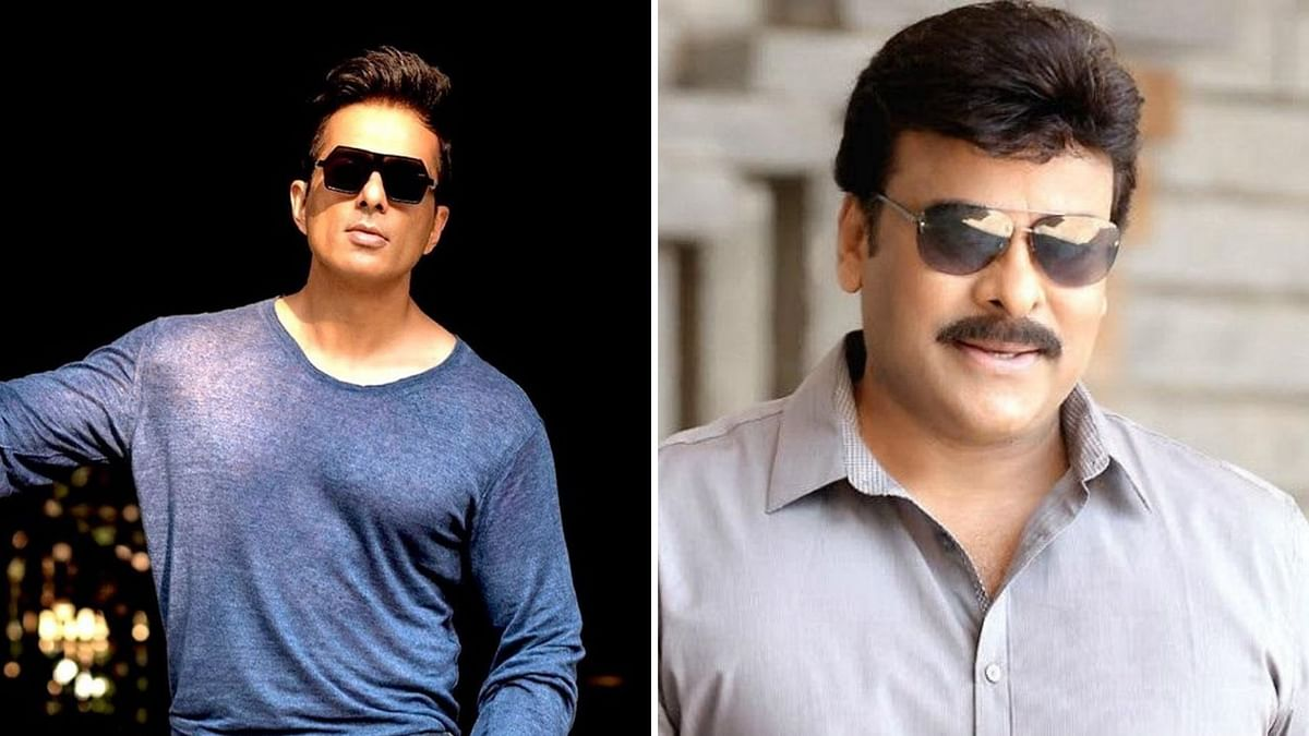 Sonu Sood on why Chiranjeevi hesitated to beat him during an action scene.