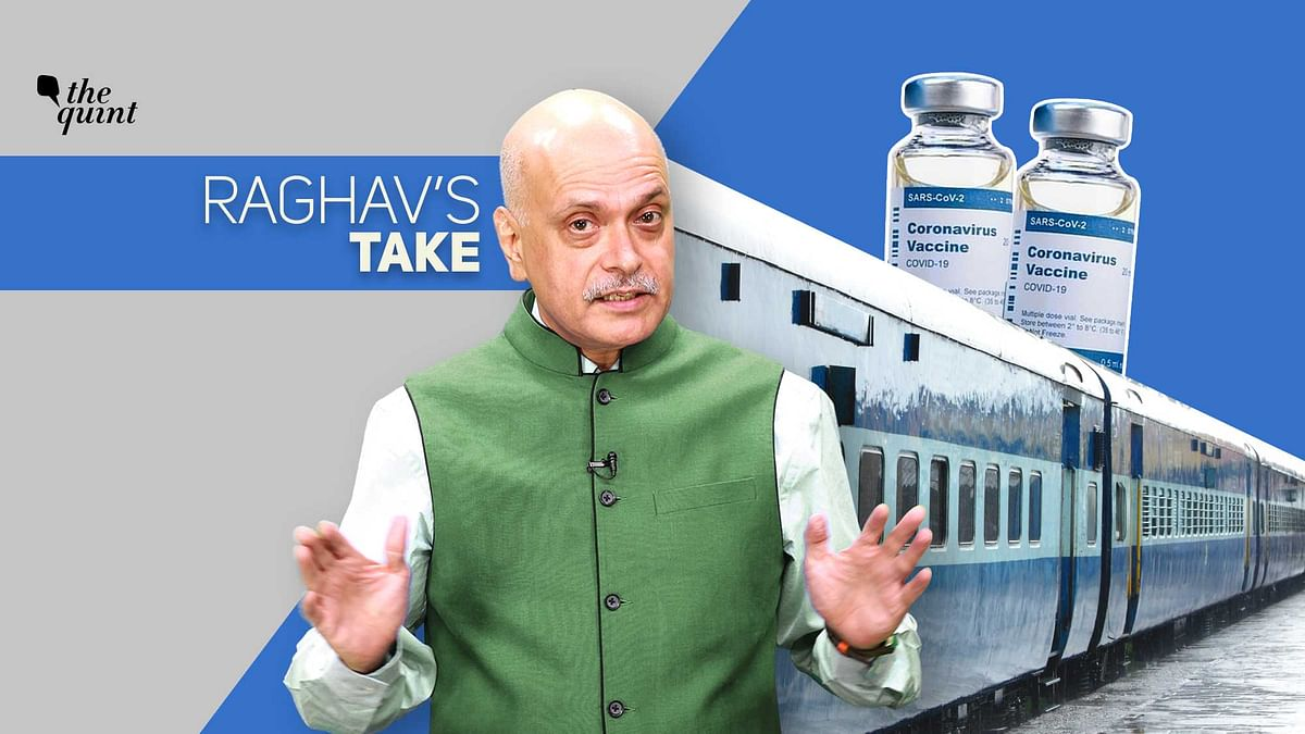 How Indian Railways' Tatkal Scheme Can 'Guide' COVID Vaccine Drive