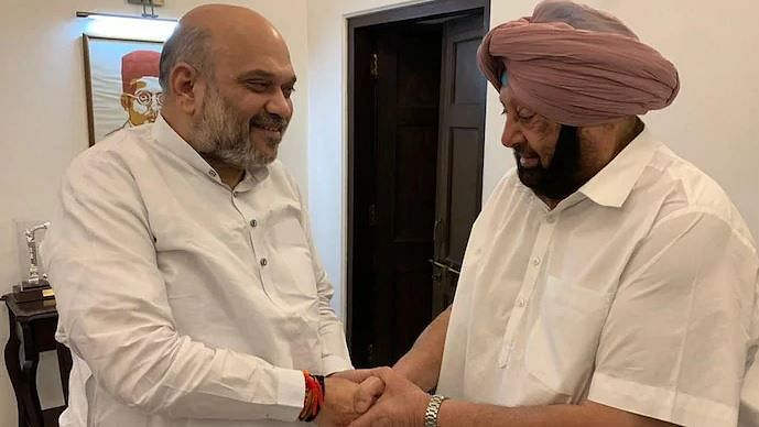 I Can't Resolve Issue, Reiterated Stand: Punjab CM After Shah Meet
